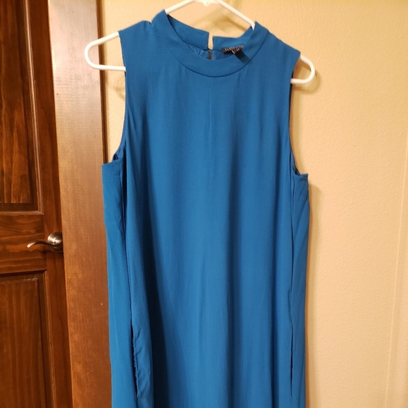 Eileen Fisher Dresses & Skirts - Eileen Fisher Georgette crepe dress
